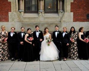 Julie + Alan | Pennsylvania Academy of the Fine Arts Wedding