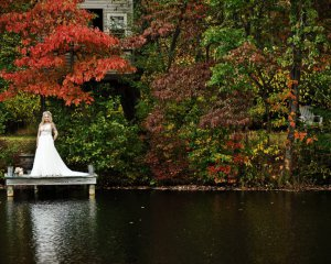 Caitlin + Tony | Stone Lake Inn Wedding
