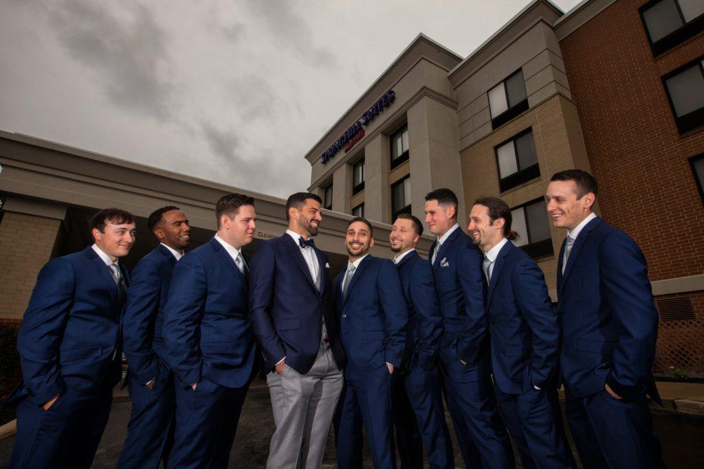Wedding in Cleveland 19