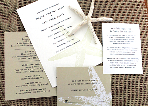 Fleurish_ink_Letterpress_Wedding_invitation_starfish