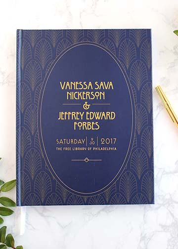 Fleurish_ink_guestbook_vj