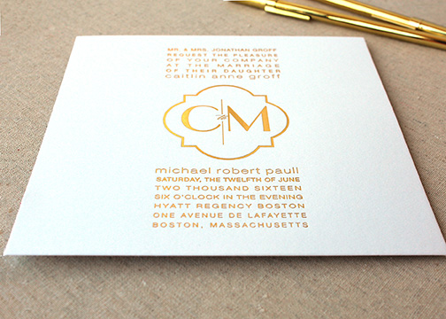 Fleurish_ink_Caitlin_GoldFoil_Wedding_Invitation