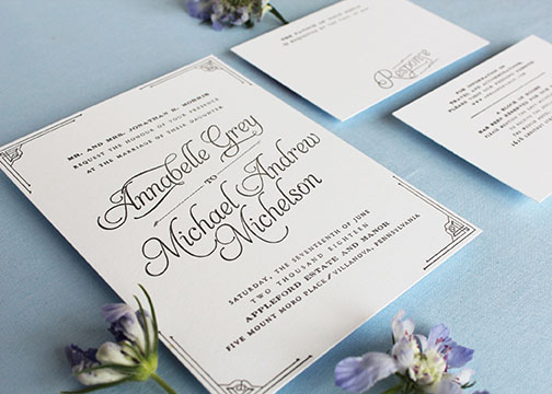Fleurish_ink_letterpress_Annabelle_wedding_invitation