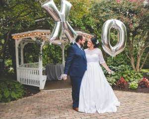 Adorable Doctor Who Wedding at the Farmhouse in Delaware