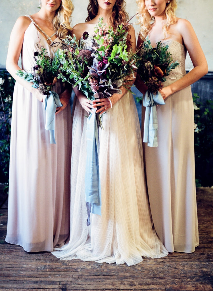 Jewel Toned Fall Wedding Inspiration
