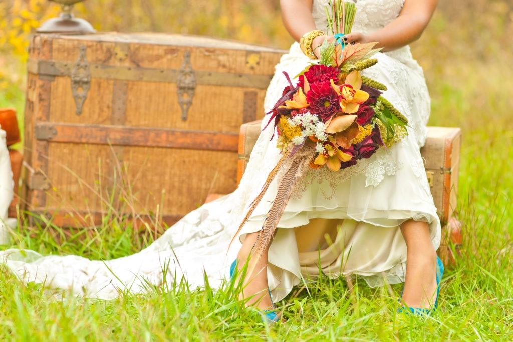 Sophisticated Behemian Wedding Inspiration