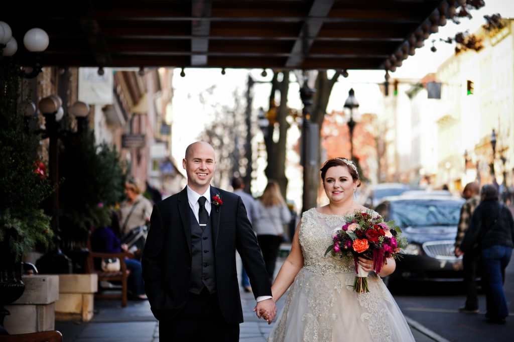 Hotel Bethlehem Wedding - Kelly + Dan-11