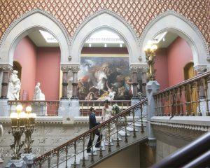 Pennsylvania Academy of the Fine Arts Wedding, Philadelphia, PA
