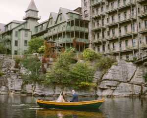 Mohonk Mountain House Wedding