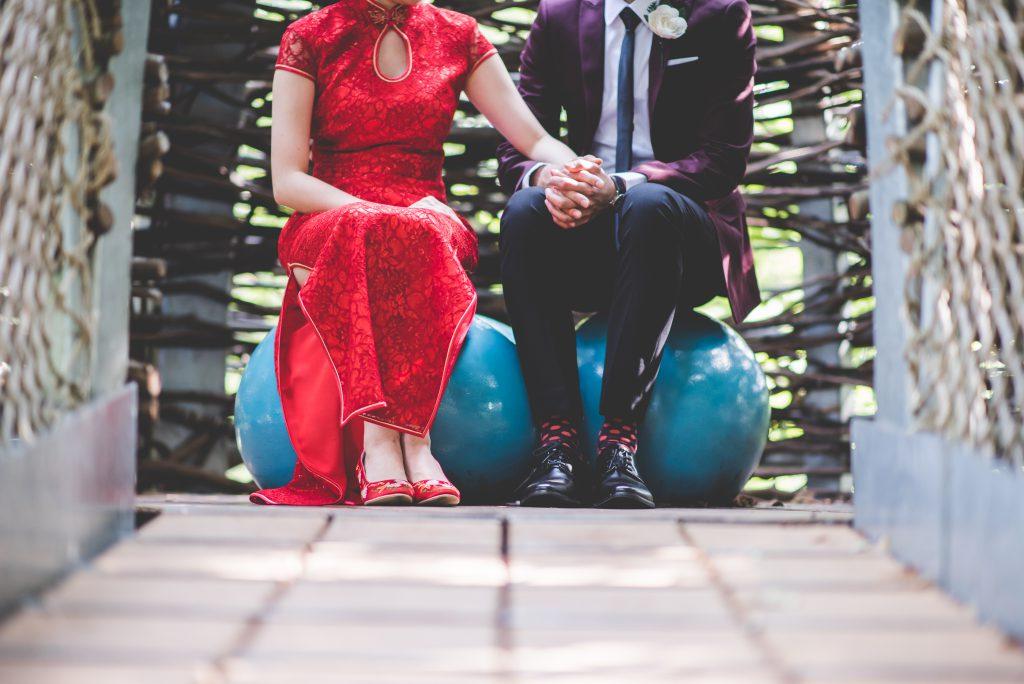 Spectacular Morris Arboretum Wedding || Michael & Joyce