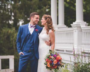 John James Audubon Center at Mill Grove Wedding || Catherine + Jimmy