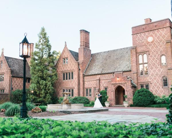 Wedding Venues: Estates + Mansions in Pennsylvania