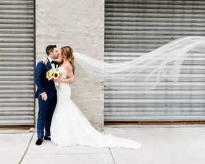 Bright Spring Wedding at Front + Palmer