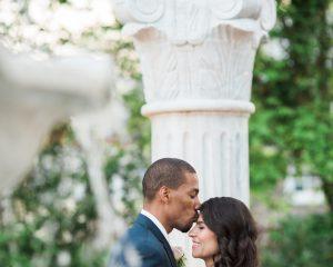 Jennifer and Karl's Waterfall Wedding
