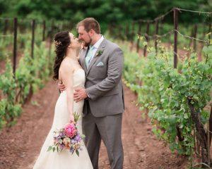Sand Castle Winery Wedding in Bucks County