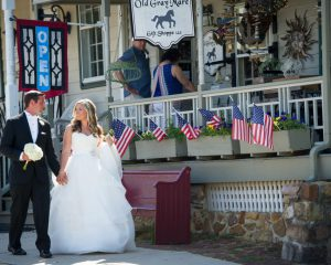 Jourdan and Mike Wedding at Chesapeake Inn