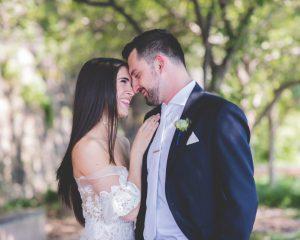 Philadelphia Water Works Wedding with Cescaphe Events || Tiffany + Omar