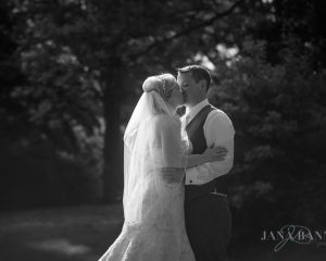 Mary Beth and Andrew at Mendenhall Inn
