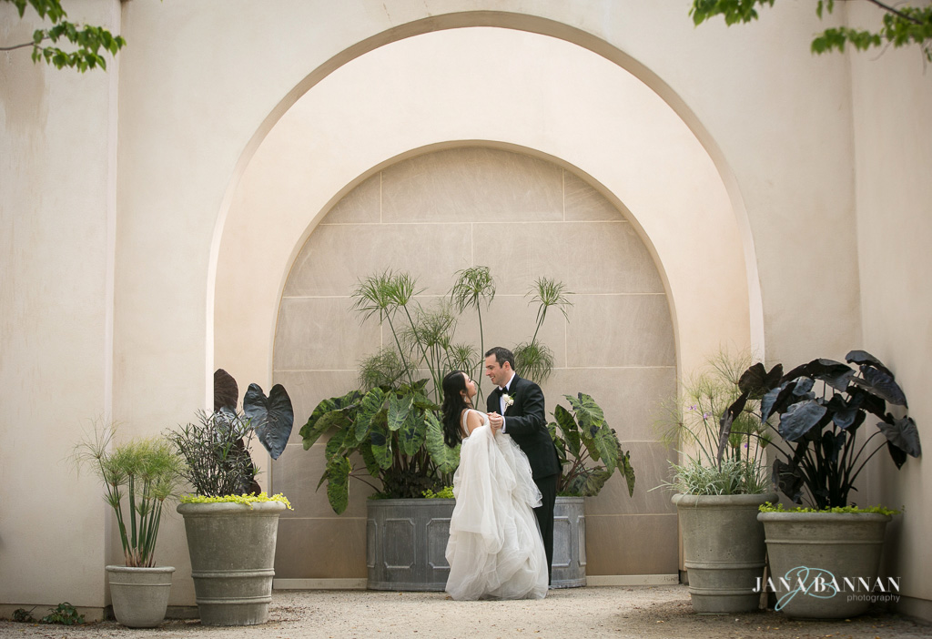 Hannah & Eren at Longwood Gardens and Hotel Dupont