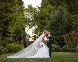 Kristina and Mark's Wedding at Deerfield