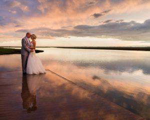 Sara + Adam — Classic Shore Wedding