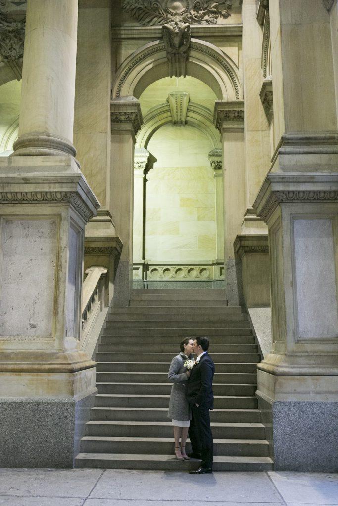 Philadelphia City Hall Arches