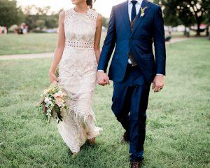 Kat & Kyle's MODERN & INTIMATE PHILADELPHIA WEDDING