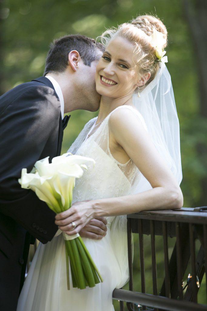 Justine and Matt's Wedding at Pomme   Flutter Social