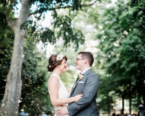 Mary & Matt's Tiny Philadelphia Wedding