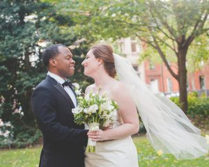 Lauren & Spencer's Gorgeous Hotel Monaco Wedding