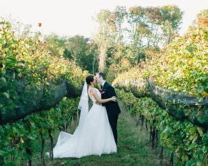 Brooke and Alex's Wedding at The Inn at Grace Winery
