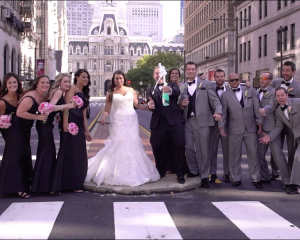 Joel and Kristyn's National Constitution Center Wedding