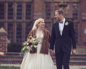 Jessica and Darren's Wedding at Aldie Mansion