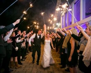 Elegant Lakeside Wedding