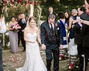 John and Juliet's Wedding at Pomme