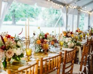 Mary & Bobby's Wedding at Ridgeland Mansion