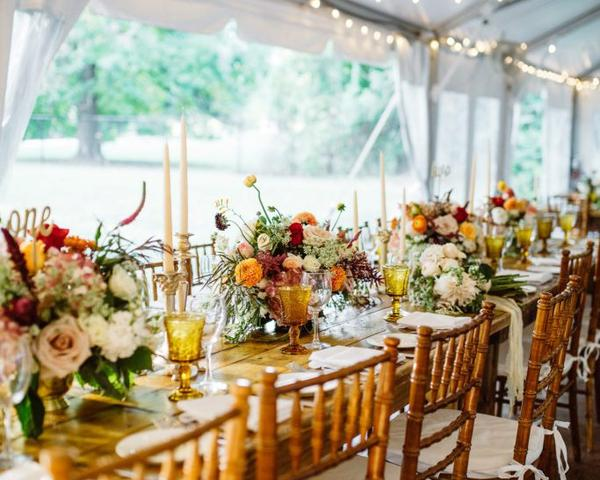 Venues for Tented Weddings [Philadelphia, PA]