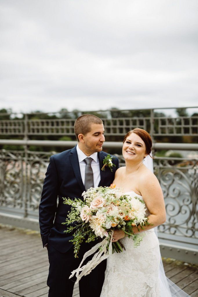 Ridgeland Mansion Wedding