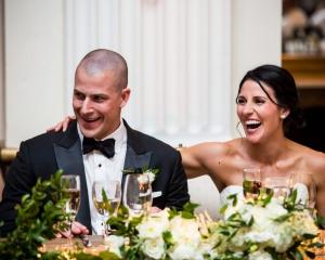 Mallory & Brandon's Wedding at Ballroom at the Ben