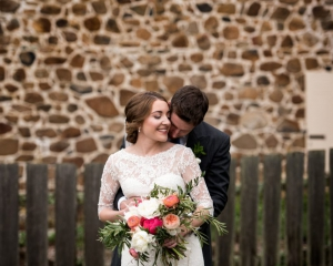 Christina & Dave's Anthony Wayne House Wedding