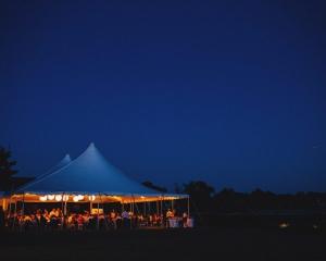 Sierra and David's Wedding at Riverside Yacht Club