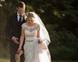 Evan & Anita Rose's Wedding at Philander Chase Knox Estate