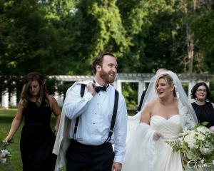 Pam & Jim's Wedding at Greystone Hall
