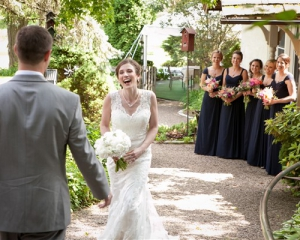 Pam & Todd's Loch Nairn Golf Club Wedding