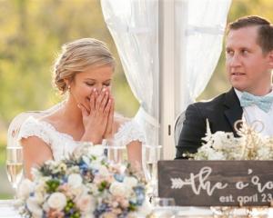 Annie & Casey's Anthony Wayne House Wedding