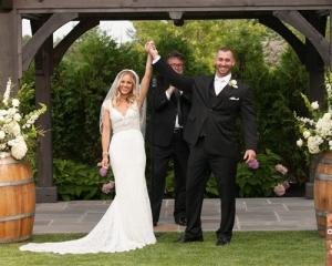 Jocelyn & Chris's Normandy Farm Wedding