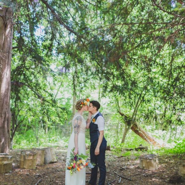 Love Is Love at Awbury Arboretum