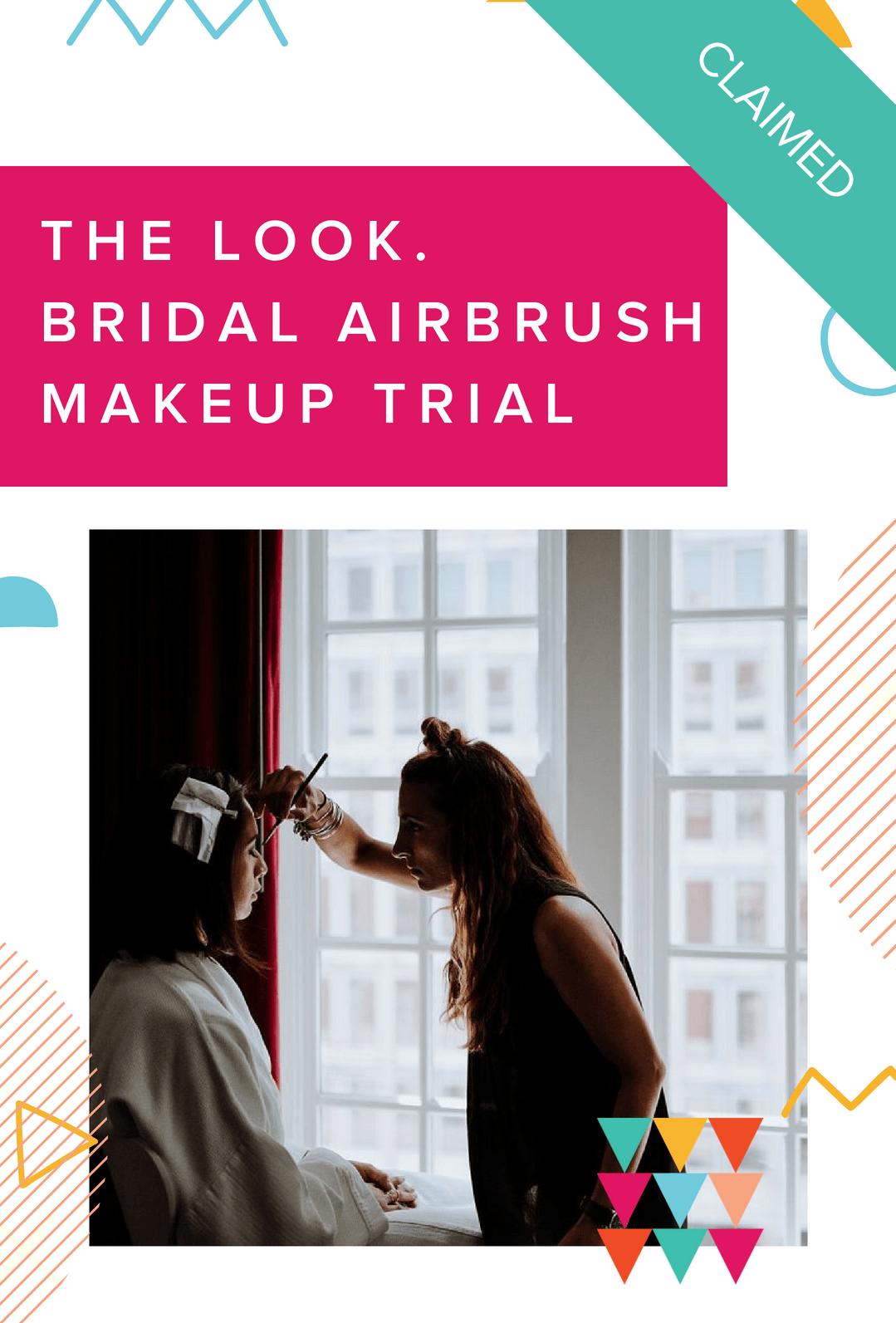 Spring into Wedding Planning - Aleksandra Ambrozy makeup application prize claimed