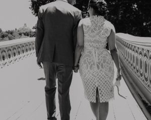 Intimate Summer Wedding in Central Park