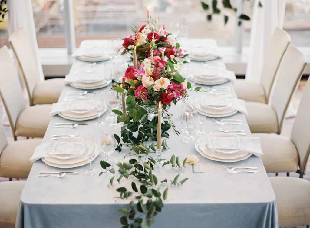 Wedding Flower Runner